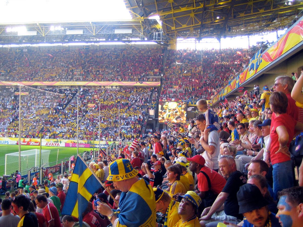 Undersökning: Svenskarna saknar att gå på evenemang